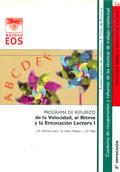 Velocidad, ritmo y entonación lectora I.Programa de refuerzo de la velocidad, el ritmo y la entonación lectora I