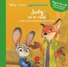 Judy no se rinde. Un libro sobre la tolerancia a la frustración. Disney emociones