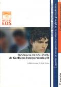 Conflictos interpersonales III. Programa de solución de conflictos interpersonales III.
