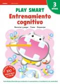 Play Smart. Entrenamiento cognitivo. (3 años)