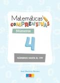 Matemáticas comprensivas. Números 4 números hasta el 199