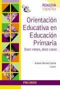 Orientación educativa en educación primaria. doce meses, doce casos