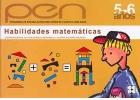 Habilidades matemáticas. Nivel 5-6 años. Programa de estimulación para niños de 4 a 6 años.