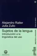 Sujetos de la lengua. Introducción a la lingüística del uso.