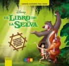 El Libro de la Selva. Cuento adaptado para baja visión y lengua de signos bimodal