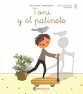 Toni y el patinete (t, n, p, m)