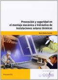 Prevención y seguridad en el montaje mecánico e hidráulico de instalaciones solares térmicas