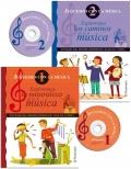 Juguemos con la música ( 2 libros más 2 CD)
