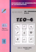 TEO- 4 ( pl - bl - fl - cl - gl ). Habilidades de segmentación en lectoescritura.