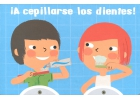 ¡A cepillarse los dientes!.