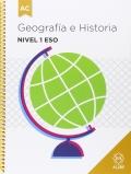 Ciencias Sociales. Geografía e Historia. Adaptación curricular. 1º de ESO.