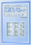 Paquete de 10 cuadernos de elementos formas A y B de IGF-6r, Inteligencia General y Factorial Renovado.