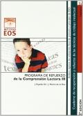 Comprensión lectora III. Programa de Refuerzo de la Comprensión Lectora III.