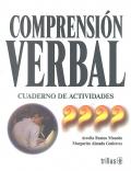 Comprensión verbal. Cuaderno de actividades.