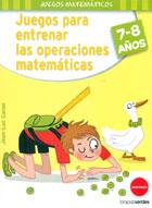 Juegos para entrenar las operaciones matemáticas. Juegos matemáticos. 7-8 años