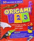 Origami 1 2 3. 20 creaciones de origami. Instrucciones sencillas e ilustradas paso a paso.