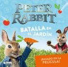 Batalla en el jardín. Peter Rabbit