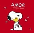 Amor. Snoopy