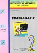 PROBLEMAT-2. Mediterráneo. Problemas para el área de matemáticas. 2º Educación Primaria.