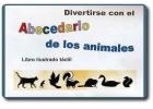 Divertirse con el Abecedario de los animales. Libro ilustrado táctil. Braille