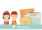 Pack especial Rubio el arte para de aprender. 3º Primaria