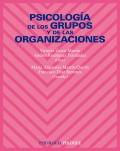 Psicología de los grupos y de las organizaciones.
