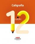 Caligrafía 12. Cuadernos primaria