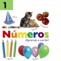 Mis primeros números. ¡aprendo a contar!