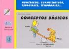 Conceptos Básicos. Numéricos, cuantitativos, espaciales, temporales...