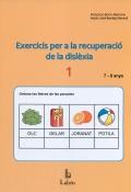 Exercicis per a la recuperació de la dislèxia-1 7 i 8 anys