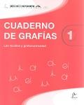 Cuaderno de grafías 1. Las vocales y grafomotricidad.