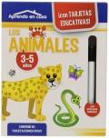 Aprendo en casa los animales (3-5 años)