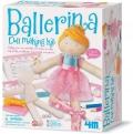 Crea tu muñeca bailarina