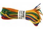 Madeja 10 cordones colores surtidos de 1m.