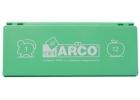 Estuche de control Mini Arco - Verde (12 fichas)