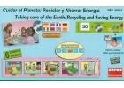 Cuidar el planeta: Reciclar y ahorrar energía