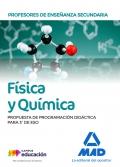 Física y Química. Propuesta de programación didáctica para 3º de ESO. Cuerpo de Profesores de Enseñanza Secundaria.