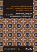 Inclusión socioeducativa. Propuestas y metodologías innovadoras en contextos educativos