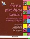 Procesos psicológicos básicos II. Manual de prácticas de condicionamiento y aprendizaje. (Cuaderno y Manual)