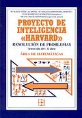 Proyecto de inteligencia Harvard. Resolución de problemas. Tercer ciclo (10-12 años). Área de matemáticas.