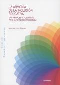 La armonía de la inclusión educativa Una propuesta formativa para el grado de pedagogía