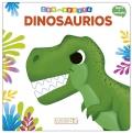 Dinosaurios. Con un dedito