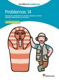 Problemas 14. Santillana Cuadernos. 6º Primaria