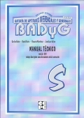 BADYG S, Batería de Aptitudes Diferenciales y Generales. Manual técnico