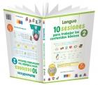 Matemáticas y lengua. 10 sesiones para trabajar los contenidos básicos 2.