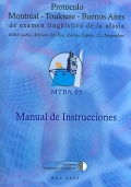 Protocolo Montreal - Toulouse - Buenos Aires de examen lingüístico de la afasia