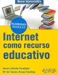 Internet como recurso educativo.