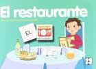 El restaurante. Colección pictogramas 9.