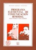 Programa Elemental de Comunicación Bimodal para padres y educadores