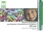 EPI.com. Programa de refuerzo para estimular el pensamiento y la inteligencia. Cuaderno de recuperación y refuerzo de la comprensión-expresión. De 5 a 7 años.